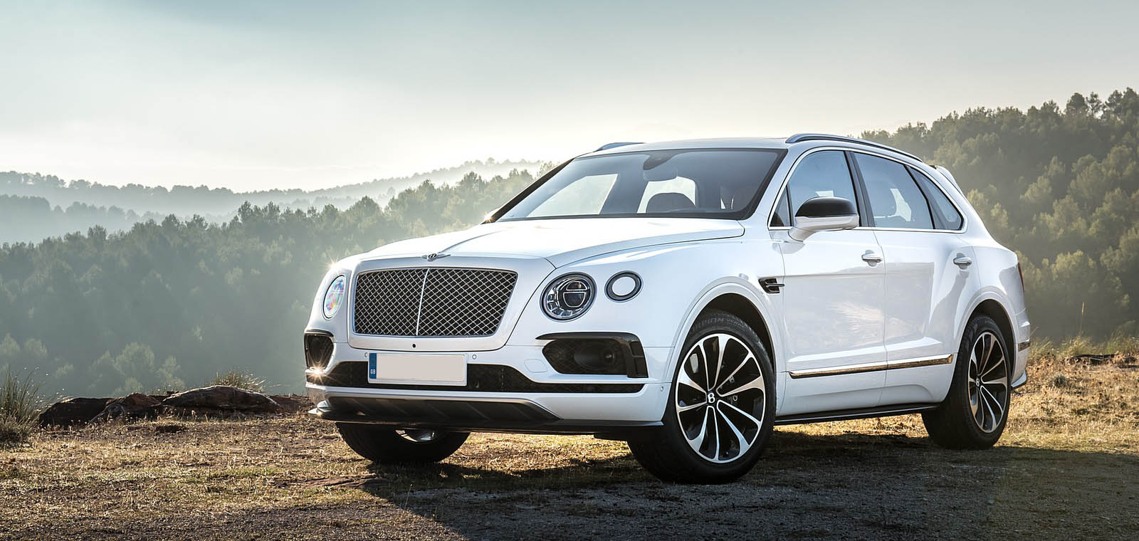 Bentley Bentayga V8 550 5Dr Auto