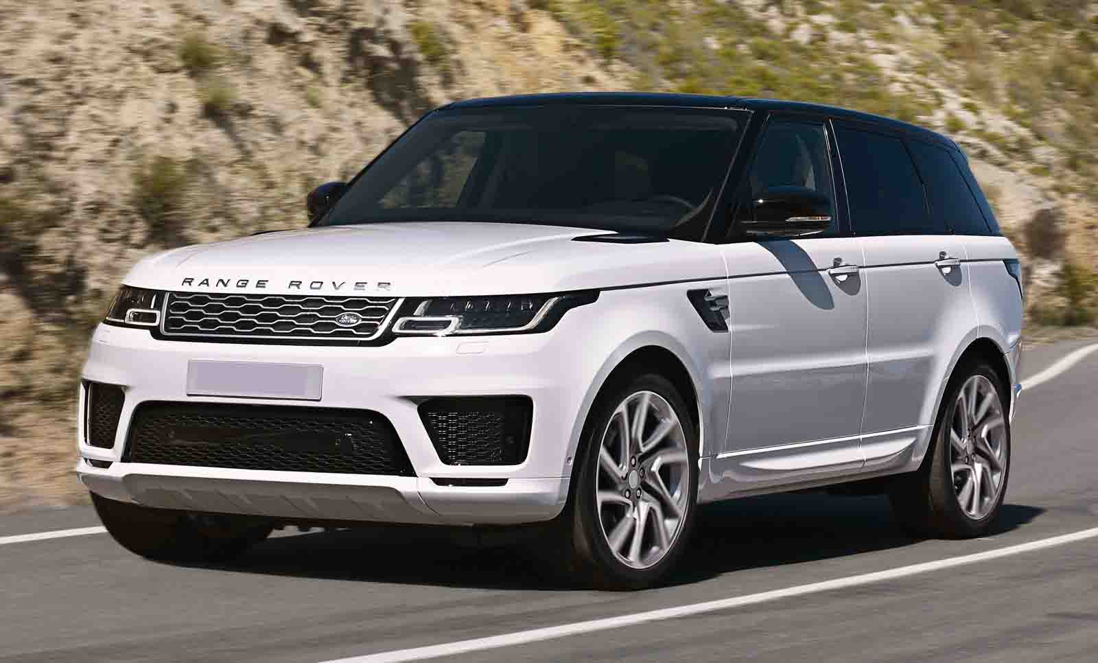 Land Rover Sport HSE Silver D300