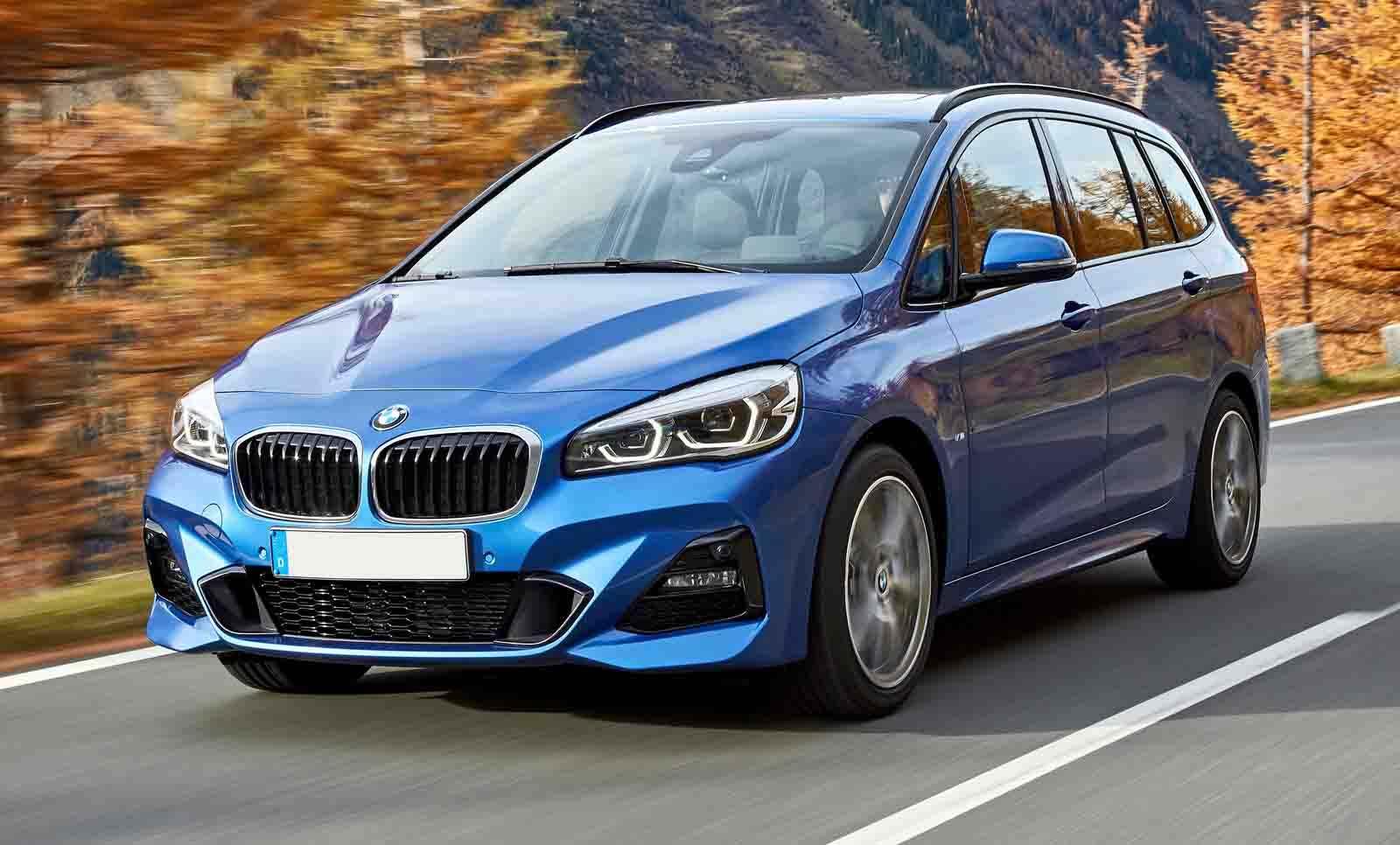 Hot Car Leasing | BMW 2 Series Gran Tourer Hatchback 218i ...