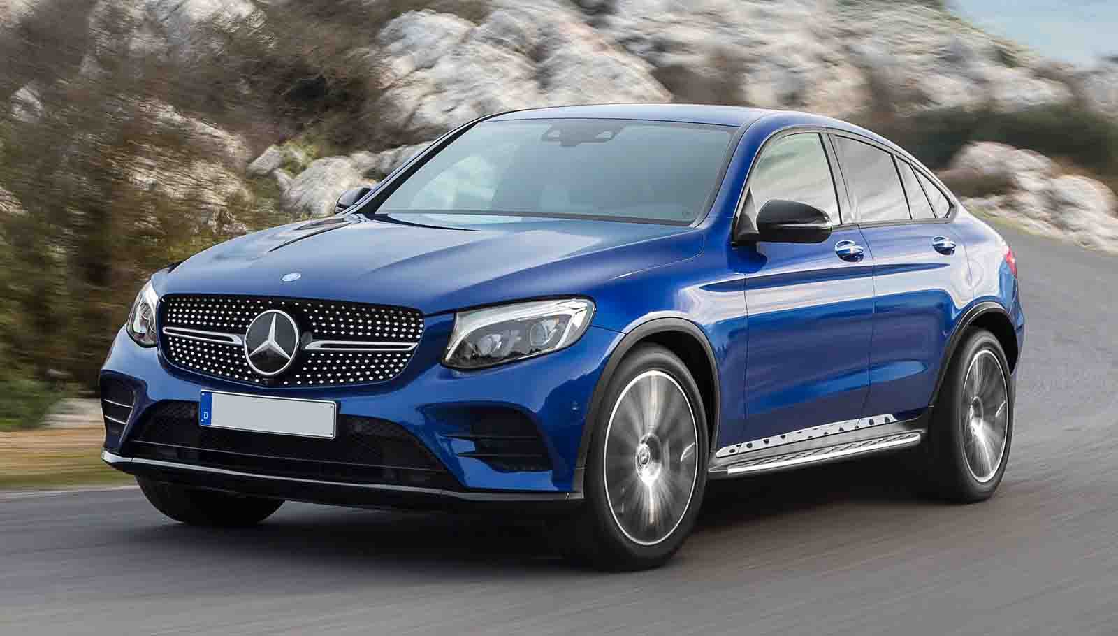 Hot Car Leasing | Mercedes-Benz GLC Coupe 220d AMG Line