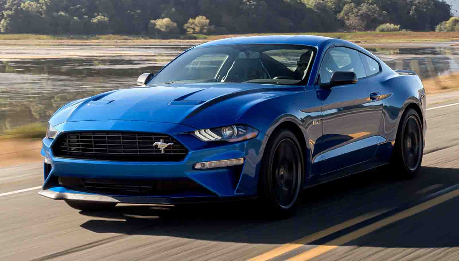 Ford Mustang Fastback EcoBoost