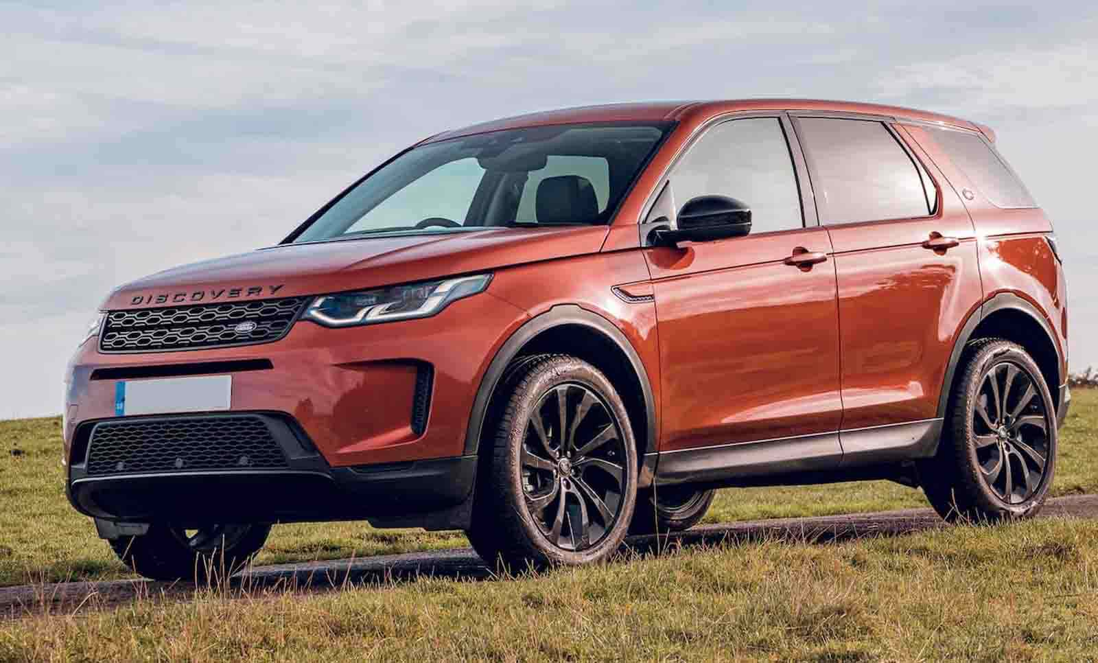 Land Rover Discovery Sport D165 FWD S